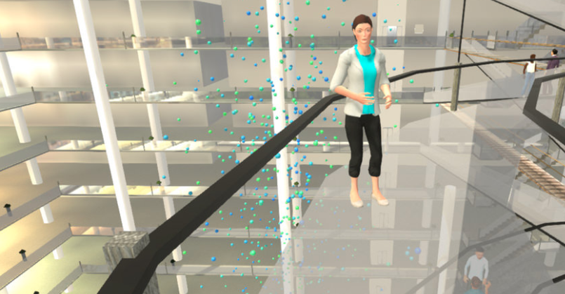 VR for Acrophobia