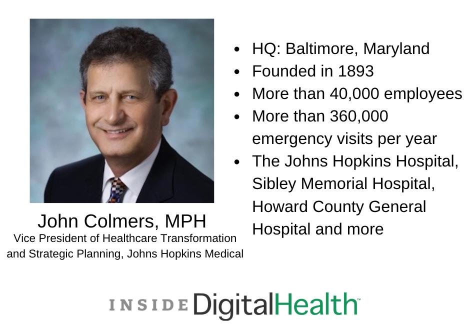 John Colmers