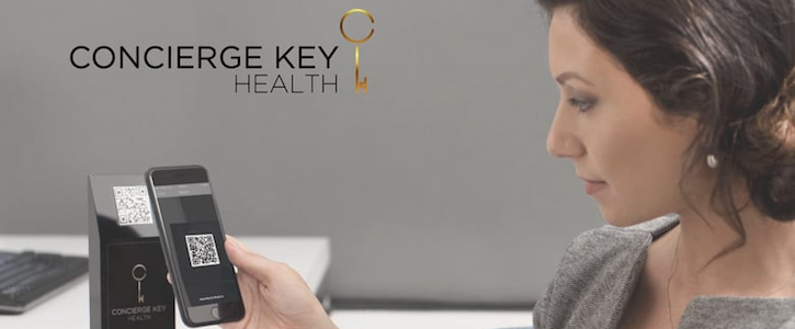 concierge key health,robert grant,online doctor,hca news