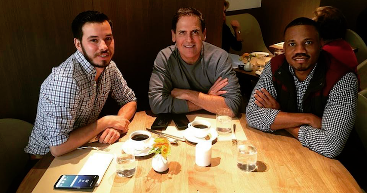 mark cuban,shark tank,genomics,healthcare analytics news