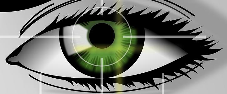 eye, concussion, eye tracking, eye scan