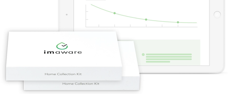 microdrop,at-home blood test,blood diagnostics,imaware