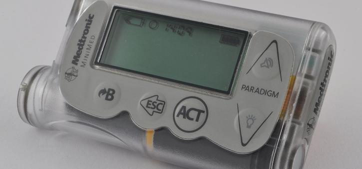 medtronic minimed insulin pump