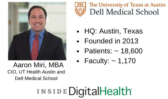 Aaron Miri, MBA