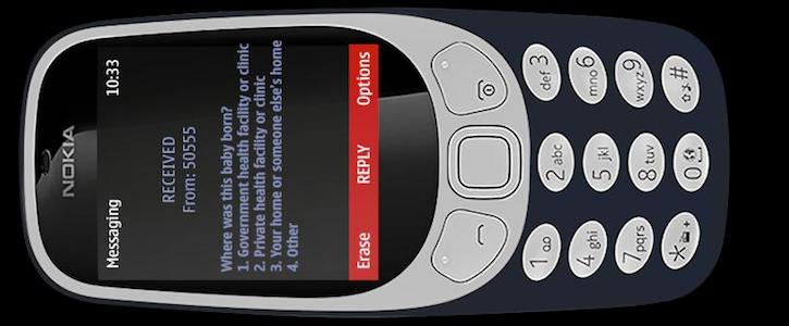 phone public health,digital public health,nyu sms poll,hca news