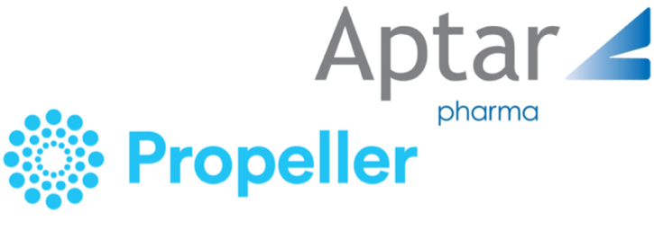 propeller aptar, propeller health solutions, digital asthma monitoring