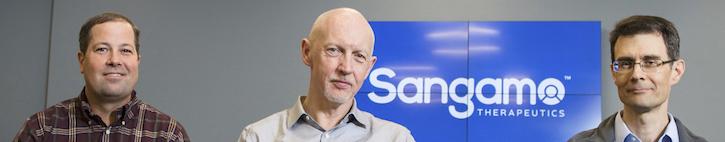 sandy macrae,sangamo founder,in vivo gene editing,sangamo san francisco