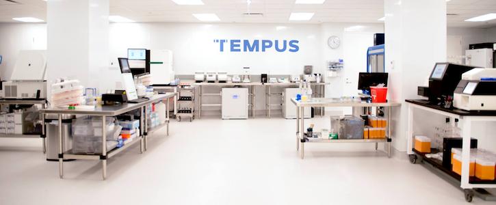 tempus tech,precision medicine data collection,analytics ai tempus,hca news