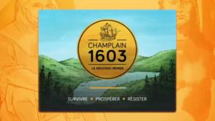 Site web - Champlain 1603 : Le Nouveau Monde
