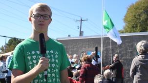 Vidéo - Vox pop: Le drapeau Franco-Ontarien