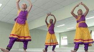 Vidéo - Sana - la danse indienne