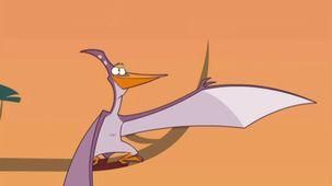 Vidéo - Je suis un ptéranodon