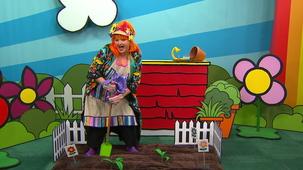 Vidéo - Fleurette jardine : Creuser