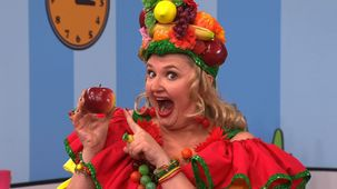 Vidéo - Madame Fruitée danse : Pomme