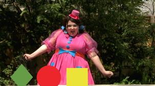 Vidéo - Miss Topé fait des suites : Losange, cercle, carré