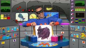 Vidéo - Super Mini crée des couleurs : Violet
