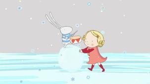Vidéo - Tipeton dans la neige