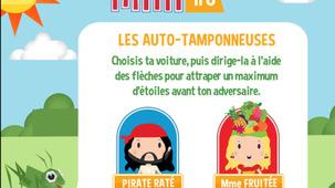 Site web - Les autos-temponneuses
