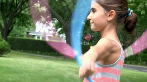 Vidéo - Claudia - le hula hoop