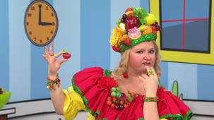 Vidéo - Madame Fruitée danse : Radis