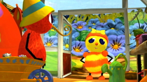 Vidéo - Mireille the Bee Makes the Queen Jealous
