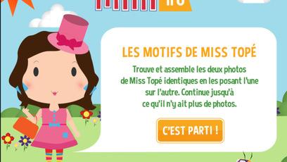 Site web - Les motifs de Miss Topé