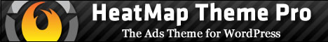 HeatMap Theme Pro v5 - The WordPress Adsense Theme