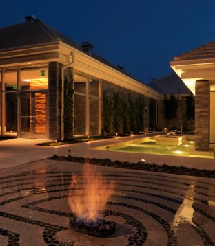 The 16,000 square foot Spa provides a luxurious escape within an escape.