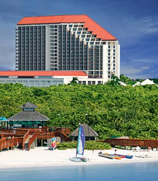 Our Resort is set on 23 waterfront acres adjacent to a pristine Mangrove nature preserve.