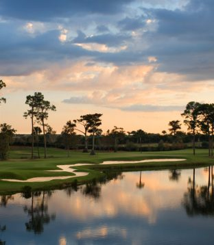 Our golf club features a challenging 18-hole, par 72 course, designed by Rees Jones.