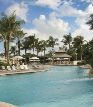 Naples Grande Beach Resort is an acquatic paradise with three resort-style pools with a waterslide, zero entry, whirlpool and private cabanas.