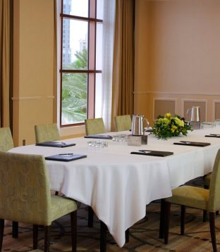 Delight in over 83,000 square feet of flexible meeting space.