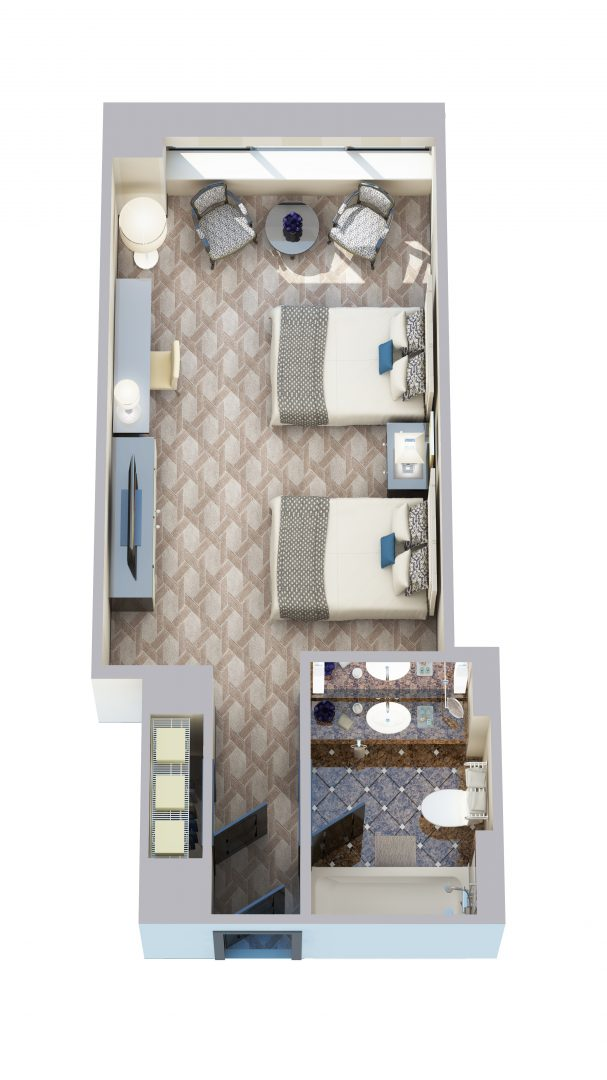 Superior Room - Double - 360 sq ft