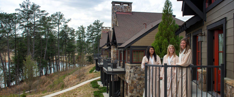 Legacy Lodge At Lanier Islands King Villa