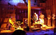 Live Nativity at Magical Nights of Lights