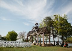 PineIsle Pointe is one of our most popular wedding venues