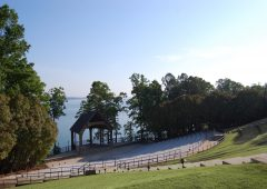 Peachtree Pointe Amphitheater is one of our most striking venues