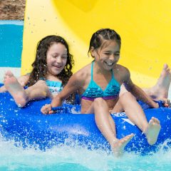 Splash down Twister on the Boardwalk
