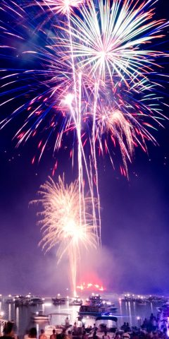 Lanier Islands Hosts July 4th Celebration