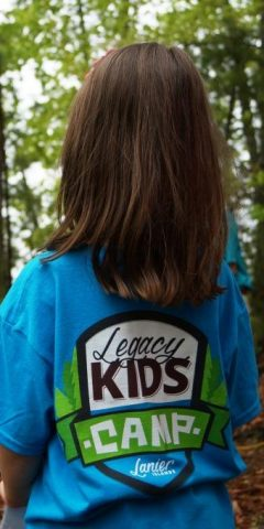 Lanier Islands Debuts Legacy Kids Camp