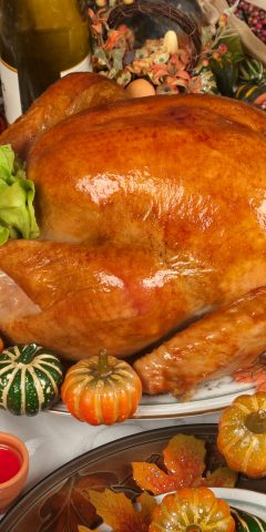 Thanksgiving Buffet Set to Fulfill Expectations