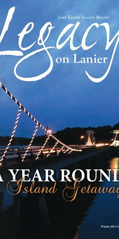 Legacy on Lanier: 2011 & 2012 Winter Edition