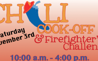 Chili Cook-Off & Firefighter's Challenge