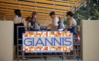Gianni's Open Weekends