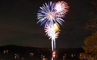 Lake Lanier Islands July 4th Weekend Celebration