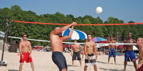 Sunset Cove Sand Series Volleyball Tournament