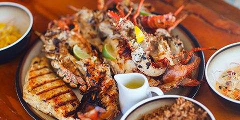 Seafood Buffet @ Sidney's