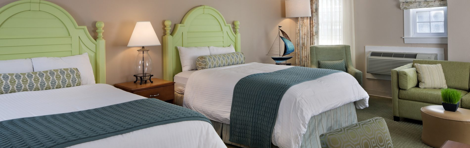 Stunning Cape Cod Accommodations - Guest Rooms at Sea Crest Beach Hotel