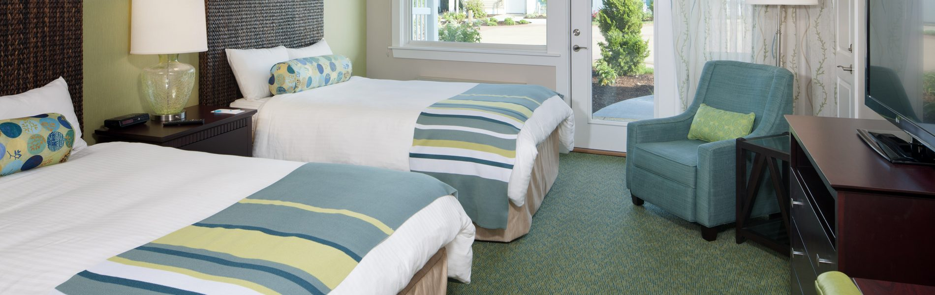 Falmouth Lodging in our Guest Rooms - Sea Crest Beach Hotel