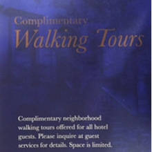 Stay with us and enjoy Complimentary NYC Walking Tours